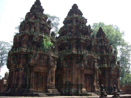 Holystone Angkor Travel&Tours: Angkor Thom