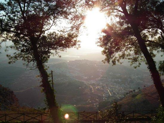 La Pineta Park Hotel : morning view