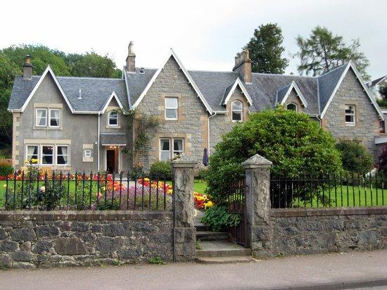 Fassfern Guesthouse: Es una casa preciosa.