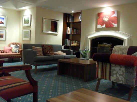 Moorland Garden Hotel: Lounge area