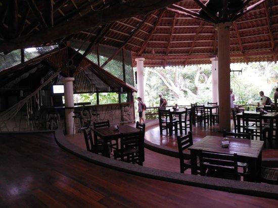 Hotel Luz de Mono: Comedor