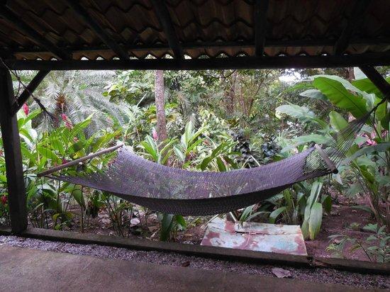 Hotel Luz de Mono: En la puerta de la habitación