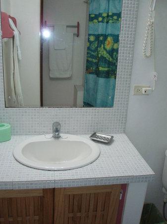 The Nest Tobago Apartments: Apt 2 bathroom