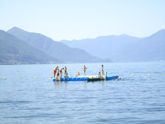 Caravan Camping Miralago : Lago Maggiore