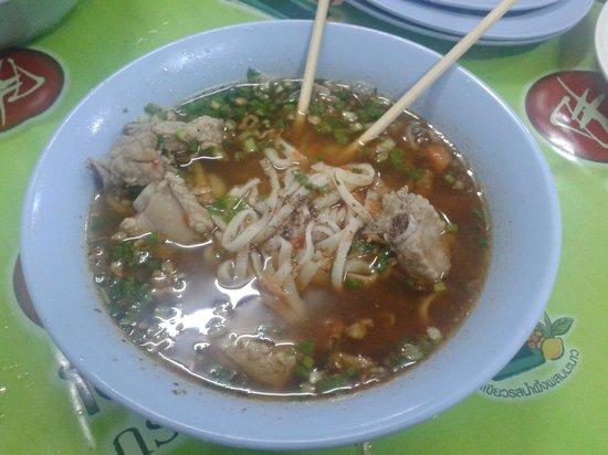 Sip Song Banna Kao Soi noodles