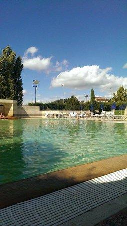 La grande piscina picture of fonteverde terme san casciano dei bagni tripadvisor - Piscina san giuliano terme orari ...