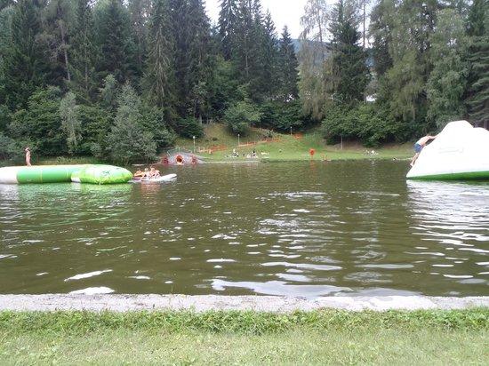 Ferienparadies Natterer See : lago