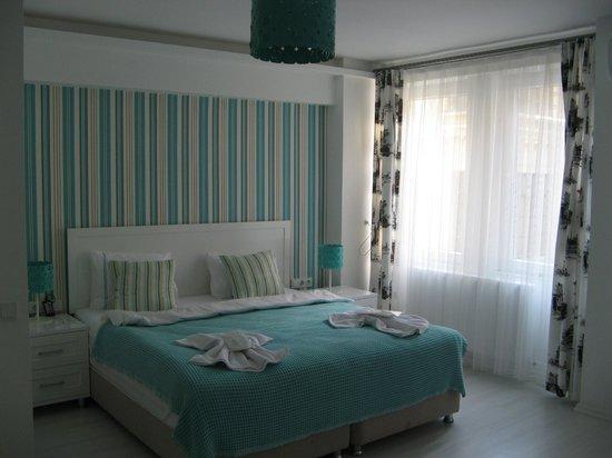 Yazar Hotel: La chambre