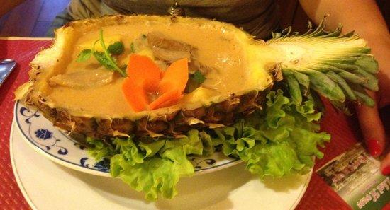 Thai House: Hauptspeise 2