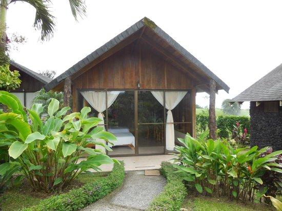 Hotel Lavas Tacotal: Cabaña
