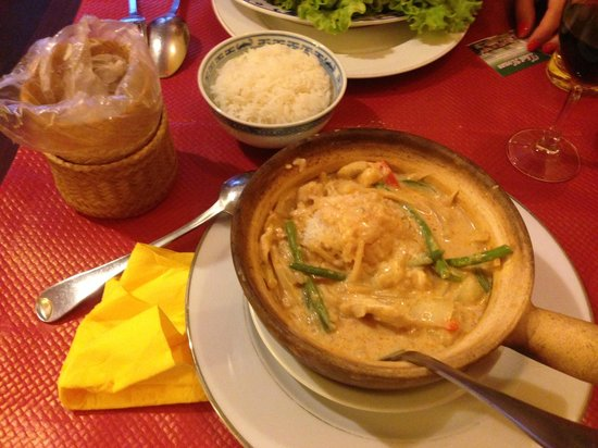 Thai House: Hauptspeise 1