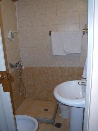 Hotel Morfeas : bagno