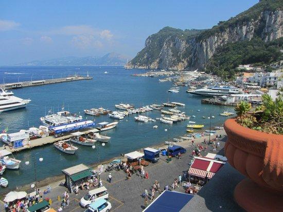 Hotel Relais Maresca: Porto Capri