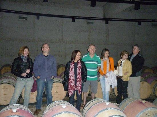 Vendimia Wine Tours: Cava Catena
