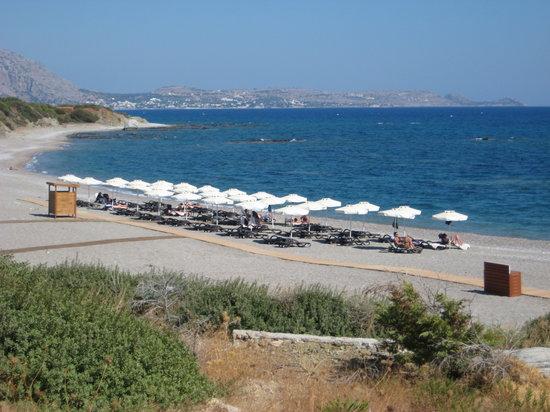Boutique 5 Hotel & Spa: Private beach