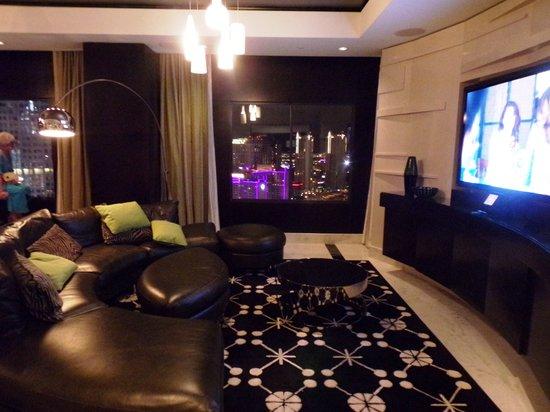 Hotel32 at Monte Carlo: living area