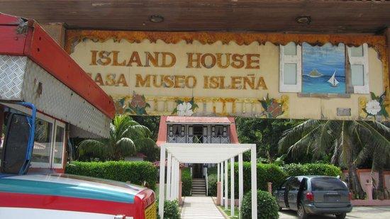 Casa Museo Isleña  : Entrada do museu