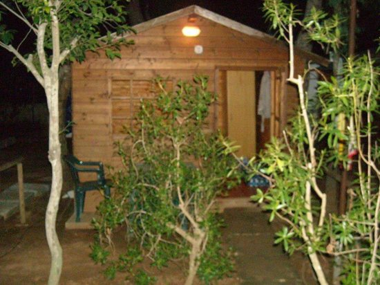 Villaggio Egad: capanna