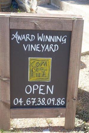 Vin en Vacances - Food & Wine Tours : Château de Combebelle