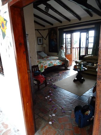 San Jorge Eco-Lodge & Botanical Reserve: Anniversary surprise