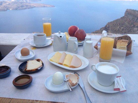 Hotel Sunny Villas: breakfast