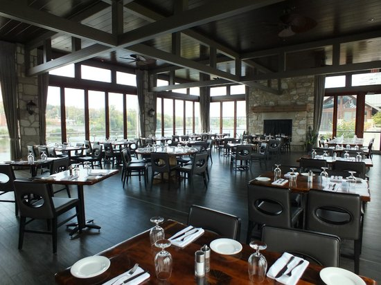 Cambridge Mill Restaurant: excellent restaurant