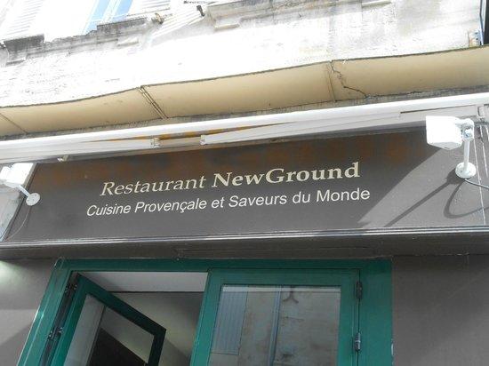 New Ground : le restau