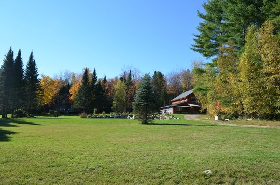 Robert Frost Mountain Cabins: View of property