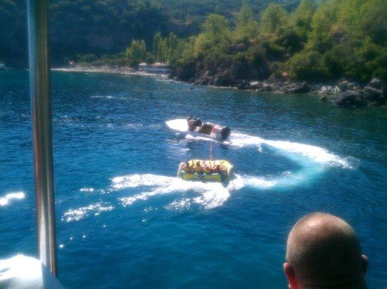 Mega Diana Boat Trip-Tours: Speed boat