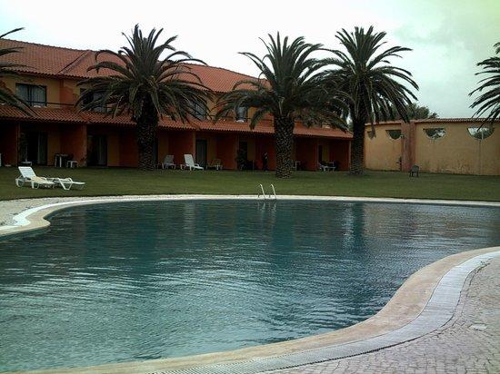 MH Dona Rita : piscina