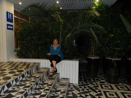 H10 Vintage Salou : H 10 Europa park hotel