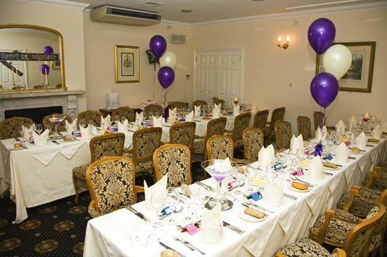 Hempstead House Hotel and Spa: Function Room