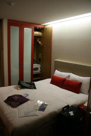 Prince Hotel Seoul: Bedroom