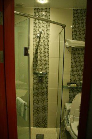 Prince Hotel Seoul: Bathroom