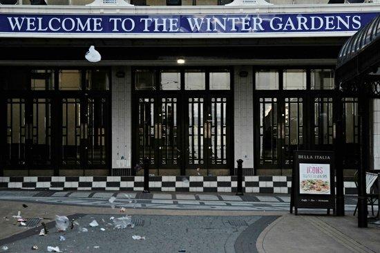 Winter Gardens & Opera House Theatre Blackpool : Winter Gardens