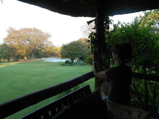 Kumbali Country Lodge: View from the lodge