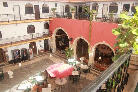 Hotel Dolores Alba : l'intérieur