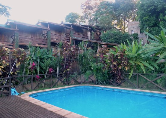 Jasy Hotel : Pool deck and rooms