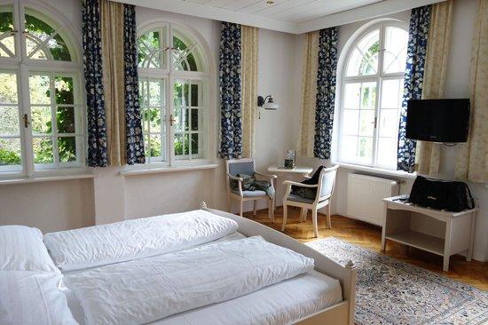 Alpenhotel Gösing: unser zimmer in der villa