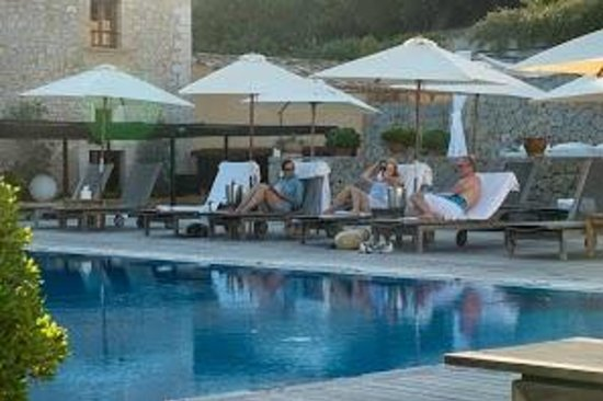 Son Brull Hotel & Spa : Son Brull Swimming Pool