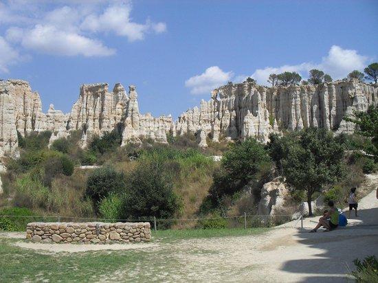 Ille-sur-Tet, Frankrike: les orgues