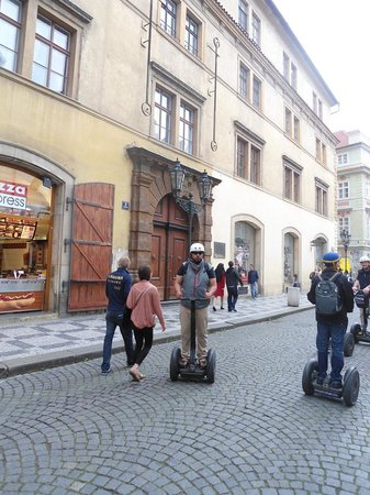 SEGWAY EXPERIENCE: Segway and E-Scooter Tours: So fun