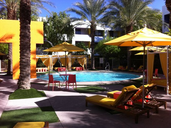 The Saguaro Scottsdale: Calma Poool