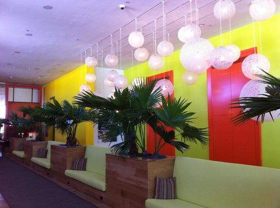 The Saguaro Scottsdale: Lobby