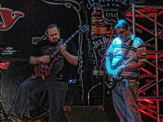 Club Roxy: noche de blues