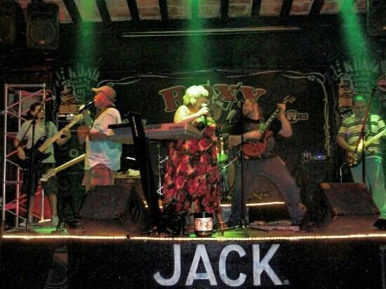 Club Roxy: Jam at the Roxy Rock House