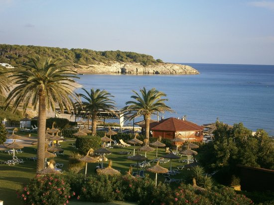 Sol Beach House Menorca: View from room
