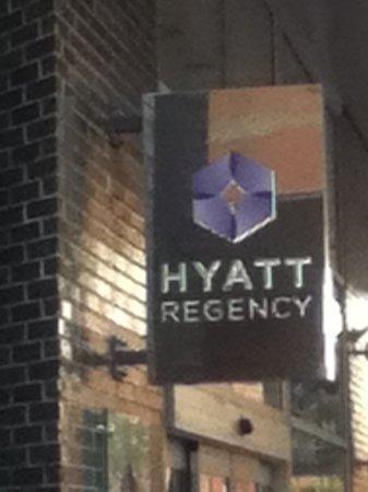 โรงแรมไฮแอทรีเจนซี่ บอสตัน: Hyatt hotel