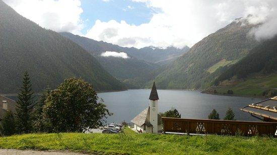 Vernagt am See: uno sguardo sul lago