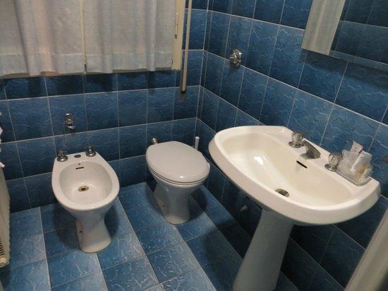 Hotel Ristorante Morelli: Bathroom